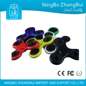 Customized Package Colorful Fidget Toy Hand Spinner with Ceramic 608 pictures & photos