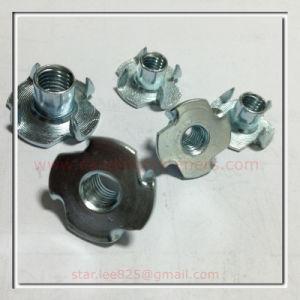 Carbon Steel Zinc Plated T Nut pictures & photos