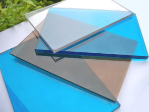 Polycarbonate Sheet PC Solid Sheet Compact Sheet pictures & photos