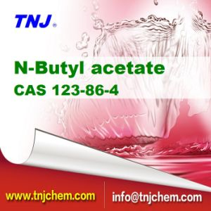 High Quality N-Butyl Acetate 99.5% CAS 123-86-4 at Best Factory Price pictures & photos