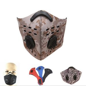 Anti Dust Pollution Filter Half Neoprene Bike Protective Face Masks pictures & photos