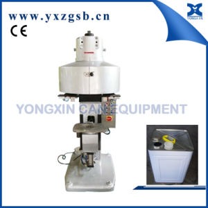 Automatic Big Rectangular Squre Paint Chemical Can Sealing Machine pictures & photos