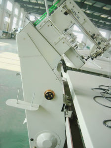 Wb Tape Edge Lock Stitch Sewing Head Machine pictures & photos