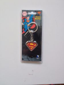 Marvel Metal Keychain Triangle Shape Rotating Superman Key Rings Key Chains pictures & photos