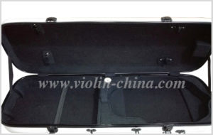 Fiberglass Violin Case (SVC005F) pictures & photos