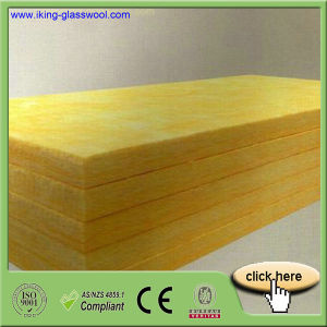 Soundproof Fiberglass Wool Boards Insulation pictures & photos