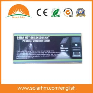 (Hm-0505CB) Garden/Home/Stair Mini Solar Wall Light pictures & photos