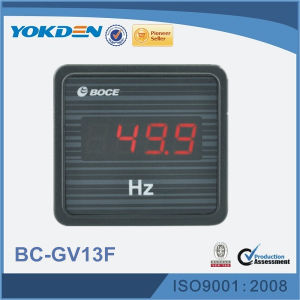 Gv13f Engine Digital Hz Meter pictures & photos
