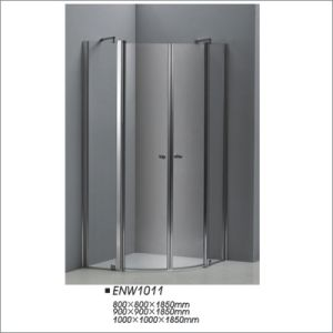 Tempered Glass Sector Shower Screen pictures & photos