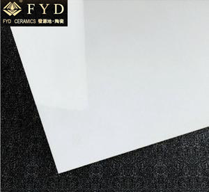 Super White Polished Porcelain Tile FC6001 pictures & photos