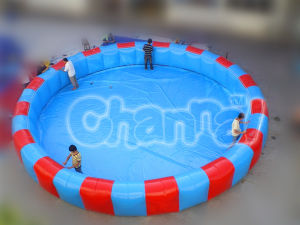 Inflatable Swimming Pool Water Game Pool pictures & photos