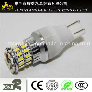 24W LED Car Light 36W Auto Fog Lamp Headlight with, T20 Light Socket CREE Xbd Core pictures & photos