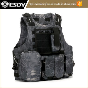 New Camo Vest Combat Safety Bulletproof Vest pictures & photos
