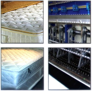 Hf2 Mattress Fabric Computerized Chain Stitch Multi-Needle Quilting Machine pictures & photos