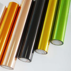 Metal Foil Paper for Plastic Paper Leather pictures & photos