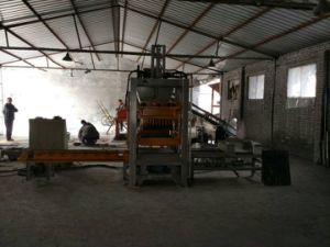 Manual Hollow Concrete Block Making Machine pictures & photos