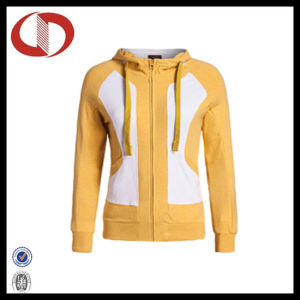 Wholesale Women Full Zipper Sportswear Jacket with Custom Logo pictures & photos