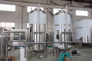 Complete Turn-Key Carbonated Beverage Soft Drink Bottle Filling Machine Machine Complete Production Line pictures & photos