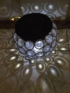 Metal Ball Solar Light for Home and Garden Decoration pictures & photos