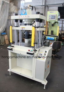 Four Columns Fast Hydraulic Press pictures & photos