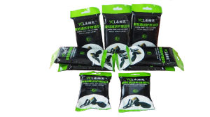 Manufacturer From China Black Shoes Cleaning Wet Wipes pictures & photos