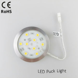 LED Puck Lighting with 5050 SMD for Wardrobe pictures & photos