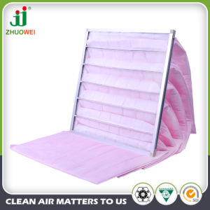 Air Cleaning Medium Efficiency Bag Filters pictures & photos