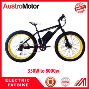 Fat Electric Bike 500W 1000W Electric Fat Bike pictures & photos