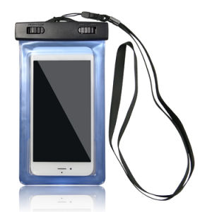 Waterproof Mobile Phone Cases Cover for iPhone Glow in The Dark Water Waterproof Case for Samsung Galaxy pictures & photos