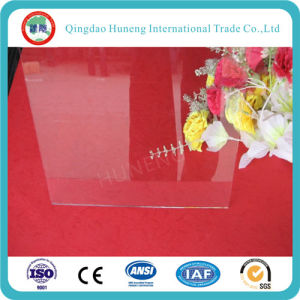 1.8mm Cear Clock Cover /Frame Sheet Glass pictures & photos