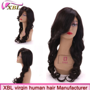 New Arrival Full Lace Dyable Human Hair Wig pictures & photos