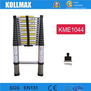 Fashion Cheap Safety 4.4m Aluminum Telescopic Rope Ladder pictures & photos