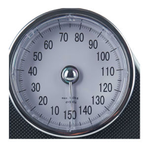 Big Dial Mechanical Personal Weighing Scale for Hotel Room pictures & photos