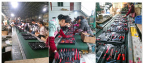 20PCS Tyre Shape Hand Tool Set (FY1420B1) pictures & photos