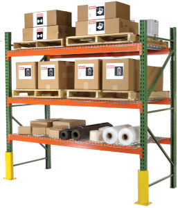 Adjustable Pallet Racking Steel Warehouse Pallet Rack pictures & photos