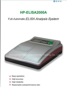 Hot Price Full Automatic Elisa Reader pictures & photos