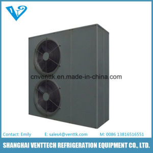 High Efficiency Commercial Air Source Heat Pump pictures & photos
