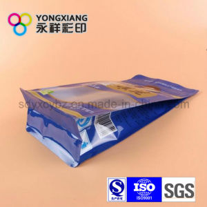 Standing Snack Food Plastic Bag with Zipper pictures & photos