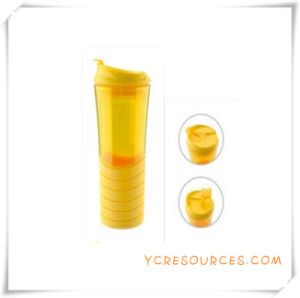 Double Wall Travel Mug for Promotional Gifts (HA09131) pictures & photos