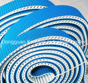 PU Timing Belt Coating PVC or Rubber Corrugated Sheet pictures & photos