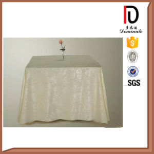 High Quality White Hotel Table Cloth (BR-TC007) pictures & photos