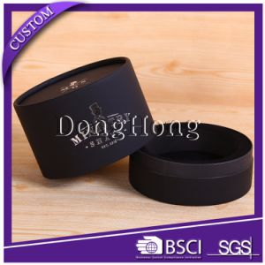 Top Quality Custom Logo Packaging Fashion Round Cylinder Gift Box pictures & photos