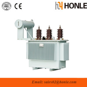 S9 Series Oil-Immersed Distribution Transformer of Class 35kv pictures & photos