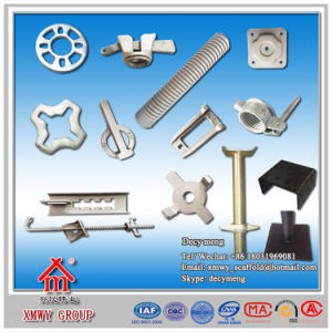 All Kinds of Scaffolding Accessories Ringlock Scaffolding Accessory pictures & photos