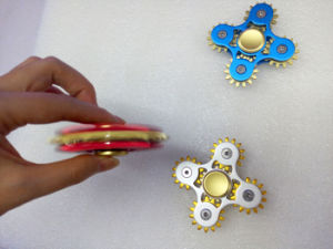 Metal Toy and Gift Fidget Spinner & Hand Spinner pictures & photos