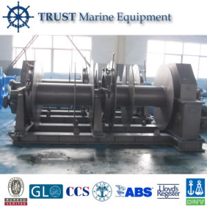 Marine Hydraulic Wire Rope Winch pictures & photos
