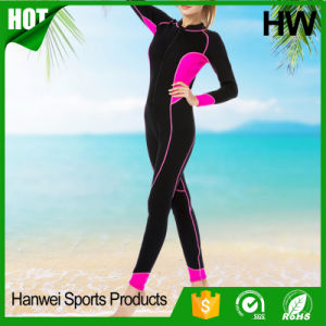 New Design High Quality Durable Neoprene Surfing Wetsuits (HW-W005) pictures & photos