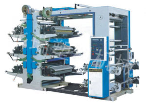 Flexo Printing Machine for Clothes Bag pictures & photos