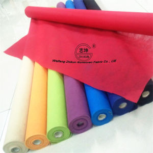 Dyed Anti-Tear PP Nonwoven Fabric pictures & photos