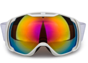 Anti-Fog Anti Shock Protective Eyewear for Skiing pictures & photos